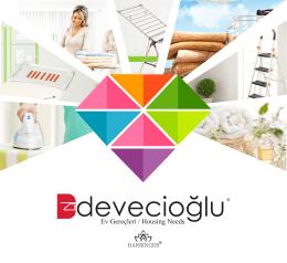 Katalog - Devecioğlu