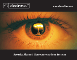 electrosec - EGS Security Systems