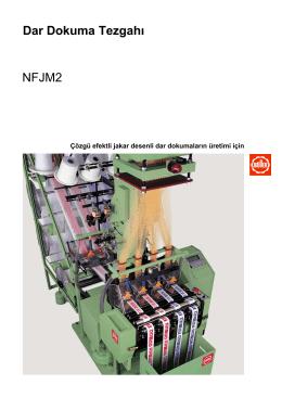 Dar Dokuma Tezgahı NFJM2