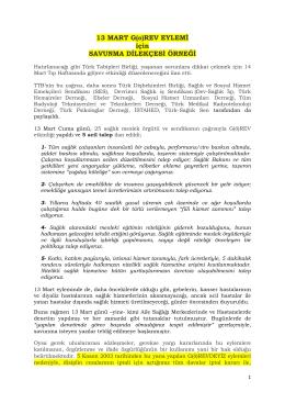 Yazının devamı için - İstanbul Tabip Odası
