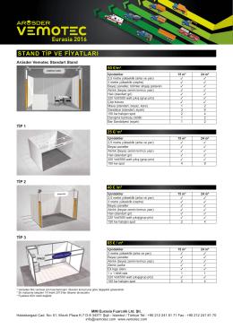 stand tip ve fiyatlari TR copy