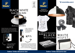 WHITE BLACK `N