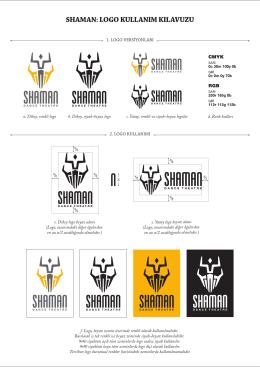 Shaman Logo Kullanım Koşulları