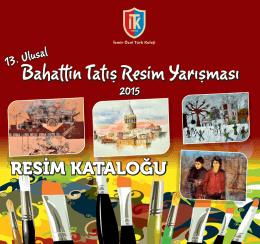 2015 kapak.cdr - İzmir Özel Türk Koleji