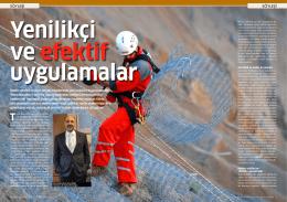 Maden Dergisi (Mart