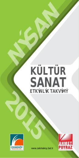 KÜLTÜR - Çekmeköy Belediyesi