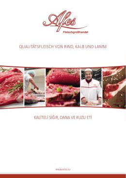Portfolio - Afes Fleischgrosshandel