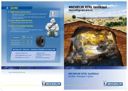 Sayfayı indir - Michelin Earthmover