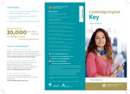 +KET GT copy - Cambridge English