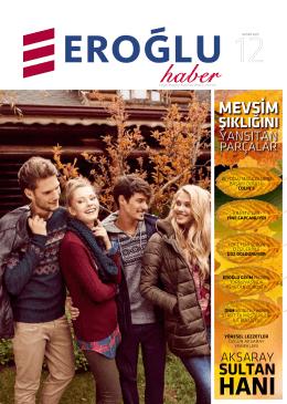 Eroğlu Haber Kasım 2015