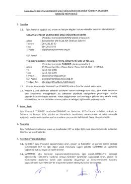 odamız ile türkkep arasında işbirliği protokolü