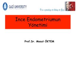 ince endometrium
