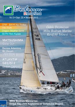 Marina Dergi İlkbahar 2015
