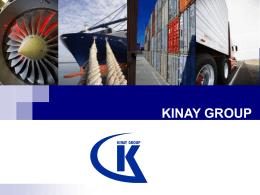KTL-Kınay Taşımacılık PDF formatındaki tanıtımına
