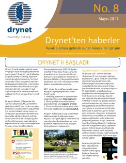 Drynet`ten haberler