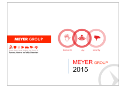 MEYER GROUP