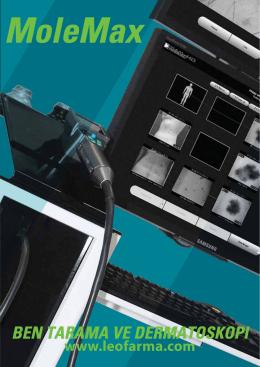 ben tarama ve dermatoskopı - Leofarma