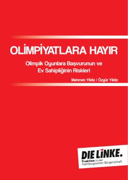 Olimpik Komite - Mehmet Yildiz