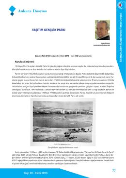 Ankara Dosyası