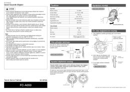 FC-A050 - Shimano