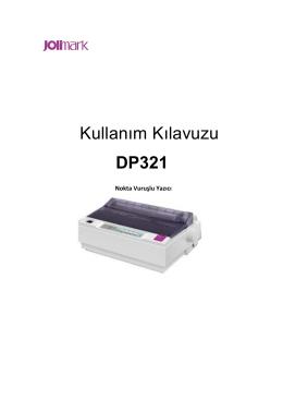 jolımark dp321 - Kabim Elektronik