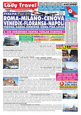 ITALYA Forza IST THY Cenova N