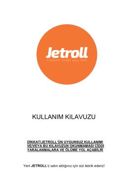 tıklayın - Jetroll