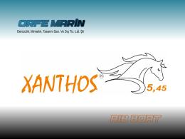 xanthos 5.45 tanıtım