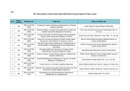 EK-1 İleri Teknolojilerde Yüksek Katma Değer Mali Destek Programı