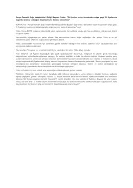 buradan - Türkiye Damızlık Sığır Yetiştiricileri Merkez Birliği