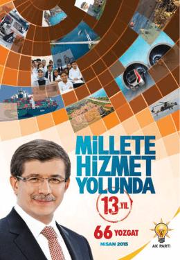 yozgat - AK Parti