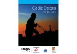 Gediz Deltası ve Balıkçılık