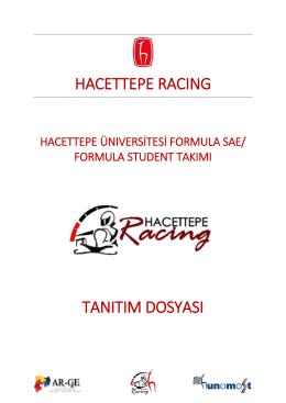Formula SAE - Hacettepe Racing