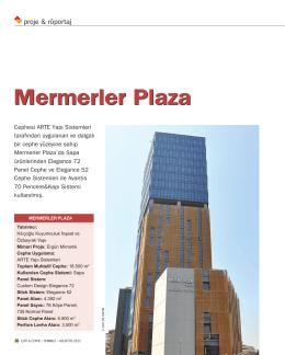 Mermerler Plaza