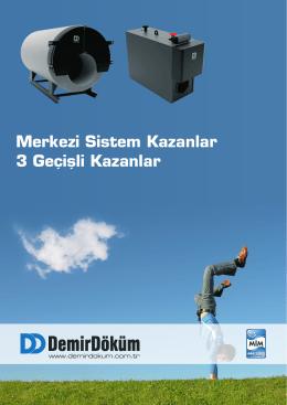 CK3 Broşür - DemirDöküm