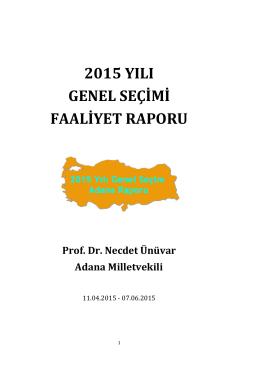 dosyayı indir - Prof.Dr. Necdet Ünüvar