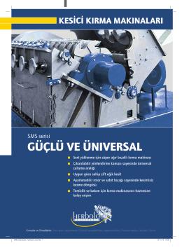 güçlü ve ünıversal - Herbold Meckesheim GmbH