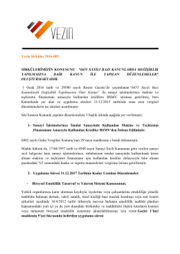 Sirküler PDF