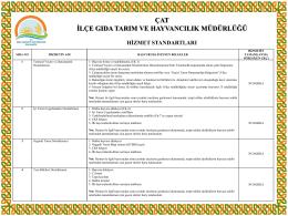 çat ilçe gth müd kamu standartları 2015