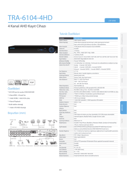 TRA-6104-4HD