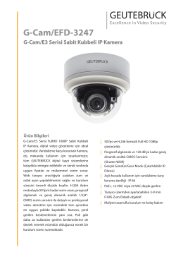 G-Cam/EFD-3247