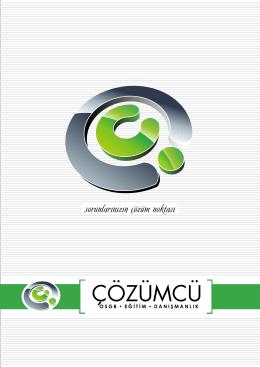 ÇÖZÜMCÜ KATALOG.cdr
