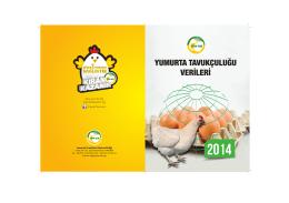 Sektör Verileri 2014 - YUM-BİR Yumurta Üreticileri Merkez Birliği