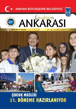 21. Döneme Hazırlanıyor - Ankara Büyükşehir Belediyesi