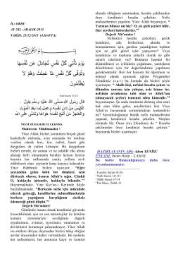 Rahman Suresi 7