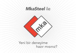 MkaSteel ile - mka yazılım