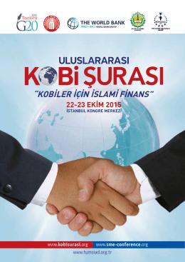 """""""KOBİLER İÇİN İSLAMİ FİNANS"""""""