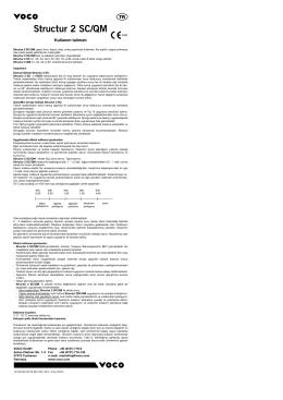 Structur 2 SC/QM