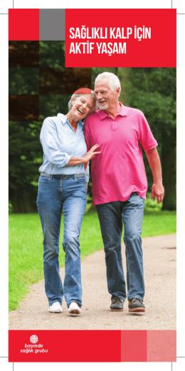 sağlıklı kalp için aktif yaşam