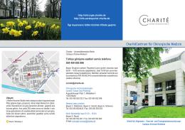 CharitéCentrum für Chirurgische Medizin